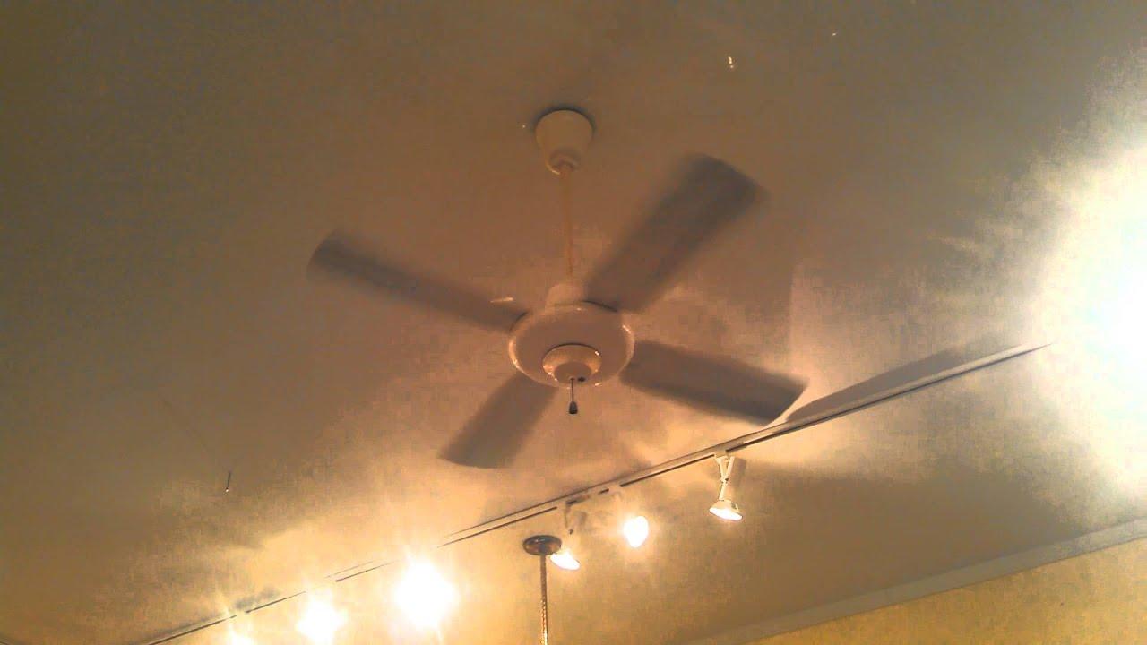 Dayton Lasko industrial mercial Ceiling Fan 40 inch in a