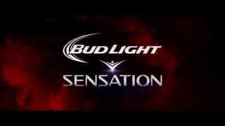 Get an unforgettable Bud Light Sensation experience with a stand ticket