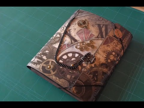 Steampunk Folio Album - TIM HOLTZ FOLIO - © mirtillamente