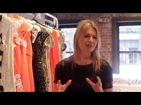 Jenny Packham - Fashion Week Spring 2013