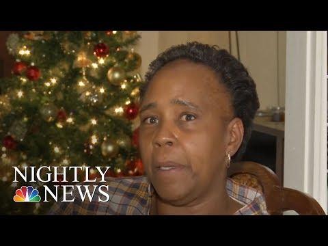 Secret Santas Across The U.S. Perform Random Acts Of Kindness | NBC Nightly News