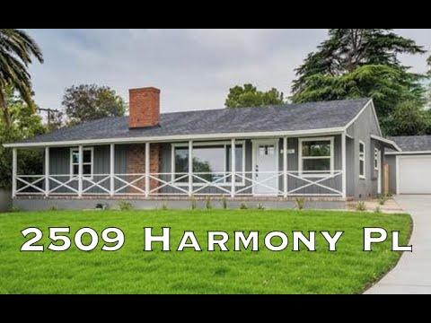 2509 Harmony Please, La Crescenta CA 91214