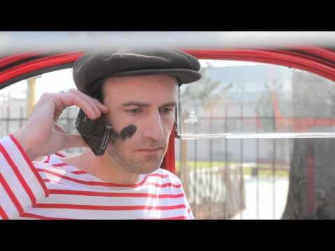 Vidéo Réalisé en 24 heures.  << Meine Liebe Döschwo>>  (Mon amour de 2 chevaux)