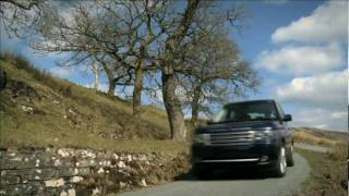 Fifth Gear Web TV - New Range Rover First Look