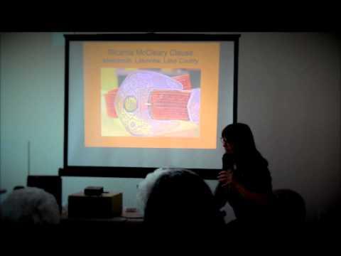 Oregon Folklorist presentation at the Lake County Library 6-11-2014
