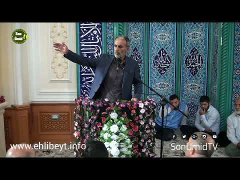 Hacı Əhliman Qurban bayramı xütbəsi 12082019