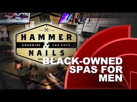 Entrepreneur Michael Elliot Talks Hammer & Nails Grooming For Guys, A Spa Specifically For Men