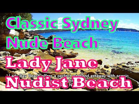 🏖️Watsons Lady Bay Beach National Park🦘Sydney Australia New South Wales NSW Naked Nudist 🇦🇺ビーチ シドニー