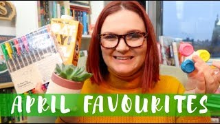 April Favourites   Lauren and the Books