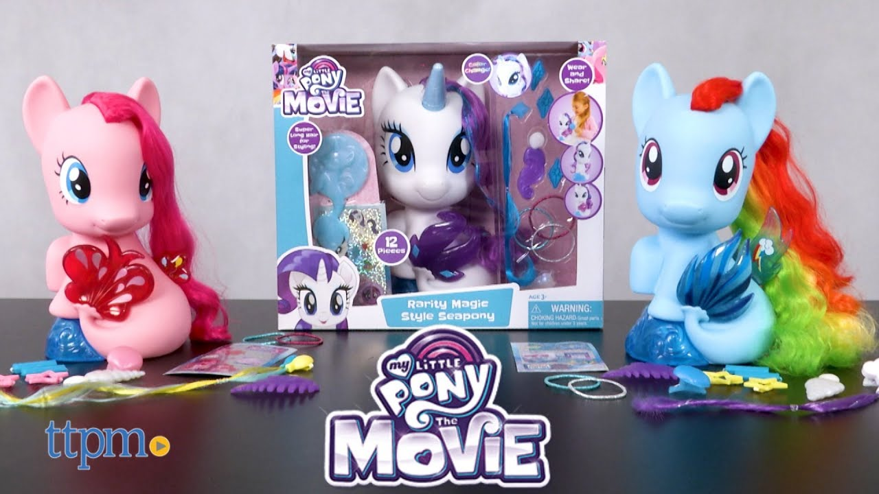 My Little Pony The Movie All About Pinkie Pie Action Figure Hasbro