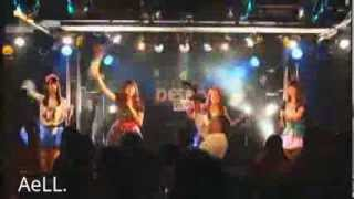 2013.12.04 出張!AeLL 放送局 in DESEO AeLL. / Heavenly Sky AeLL.(エ...