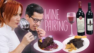 Wine Pairing with Food | Cooper's Hawk Winery Selections Tasting