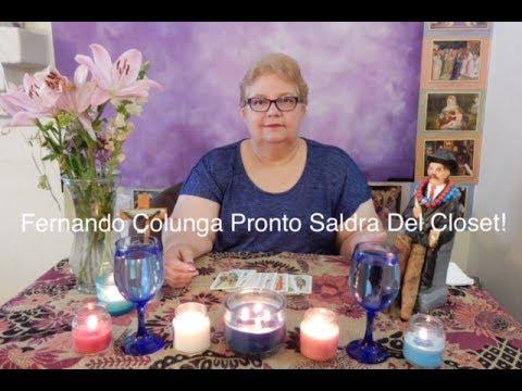 Fernando Colunga Pronto Saldra Del Closet!