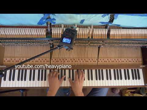 Sufjan Stevens  No Shade in the Shadow of the Cross piano