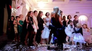 Ведущий Руслан Костов свадьба Юлия и Алексей Чигрины 23.01.15 банкетный дом