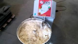Lors Hamur Yoğurma Makinası / Pétrin à 25 Kg