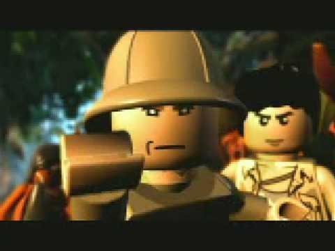 LEGO Indiana Jones Video Game Trailer