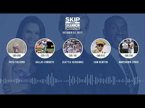 UNDISPUTED Audio Podcast (10.23.17) with Skip Bayless, Shannon Sharpe, Joy Taylor | UNDISPUTED