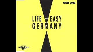 And One – Life Isn't Easy In Germany [1993] (FULL MCD)