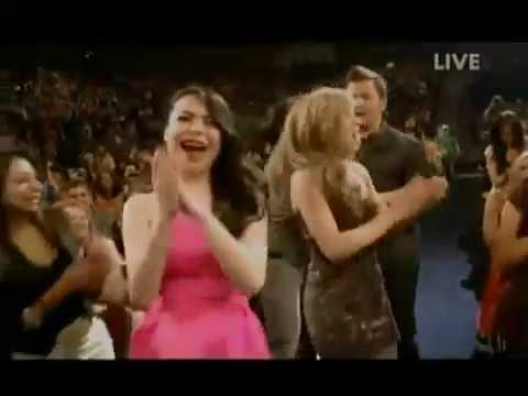 iCarly - Kids Choice Awards 2011