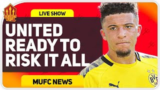Sancho Transfer Panic! Badiashile Deal Off! Man Utd Transfer News
