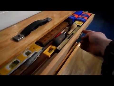 Carpenters Tool Chest #016
