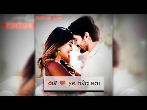 Yuhi Nahi Tujhpe Dil Ye Fida Hai 💓 || Arijit Singh ||Love Whatsapp Status 😍 || AndroLyrics