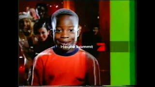 Melanie Thornton - ProSieben Werbung 2001 - Wonderful Dream (Holidays are coming)