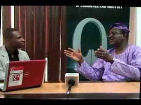 Lagos Chamber of Commerce & Industry - Dele Alimi - Director Trade Promotion & Membership - LCCI TV