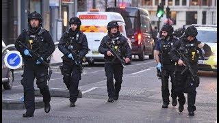 TERROR IN LONDON: Polizei erschießt Verdächtigen mit falscher Sprengstoffweste