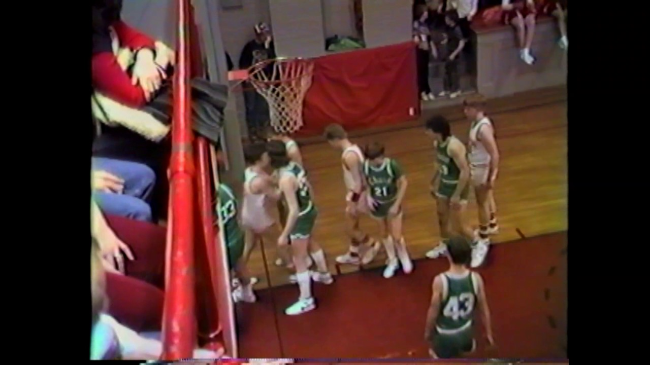 Chazy - Willsboro JV Boys  2-11-87