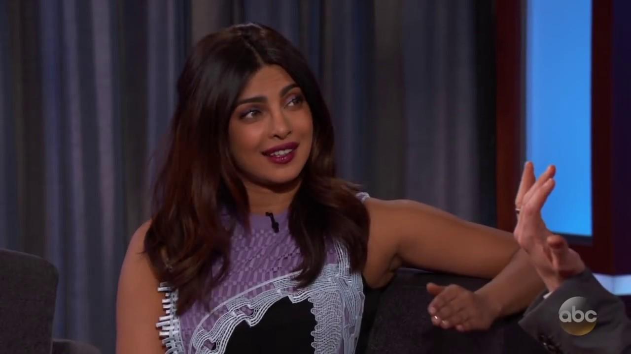Priyanka Chopra on Quantico & The Bachelor