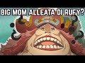 BIG MOM senza MEMORIA e ALLEATA di Rufy? Chi erano gli ONIWABANSHU? ONE PIECE RE