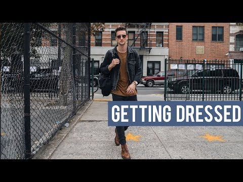 Citizens of Humanity Denim | Getting Dressed (Outfits Step by Step #8)