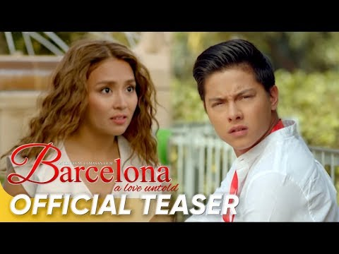 Official Teaser | 'Barcelona: A Love Untold' | Kathryn Bernardo & Daniel Padilla