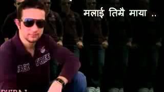 gurasako feda muni nepali karaoke with lyrics
