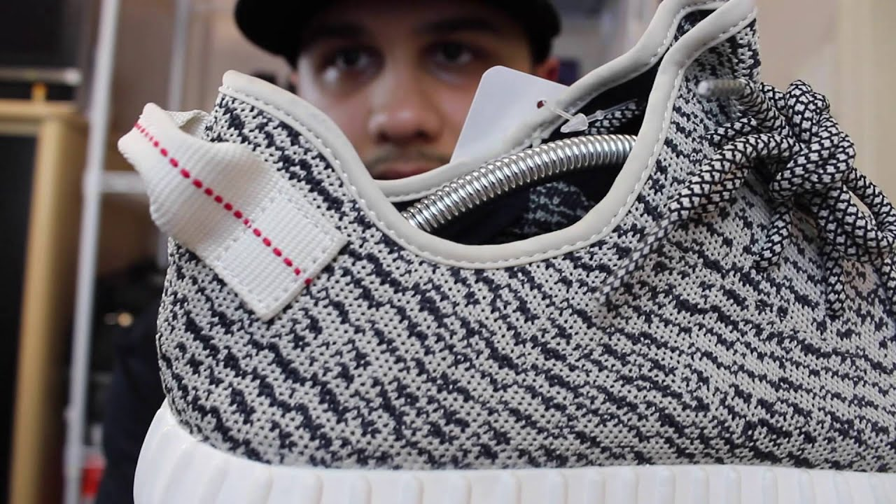 e9e55365dd6 Yeezy Boost 350 Turtle Dove Review + On Foot - YouTube