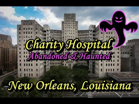 Download Pt.1-Abandoned Charity Hospital & City of the Dead in New Orleans-Part One
