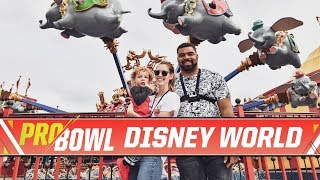 Walt Disney World with Cameron Heyward