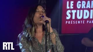 Zazie - Je suis un homme en live dans le Grand Studio RTL