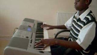 Bobby valentino ft timbaland-Anonymous Keyboard Cover
