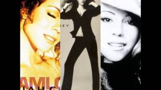 Mariah Carey - Dreamlover vs. Fantasy. vs. Always Be My Baby