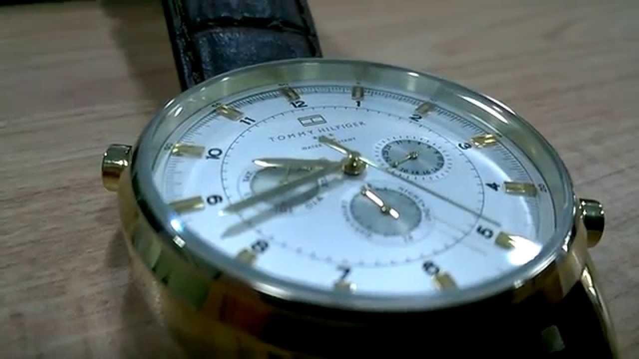 Reloj tommy hilfiger 165ft