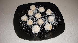 Нежные домашние конфеты Рафаэлло