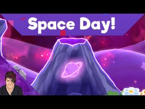 Space Day Event - Unlocking The Warpgate - Super Starfish   Rosie Rayne
