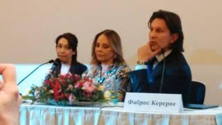 Орнелла Мути и Александр Ревва