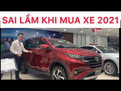 Toyota Rush 2020 tiếp tục giảm giá sập sàn   Ưu đãi khủng chưa từng có tháng 12/2020