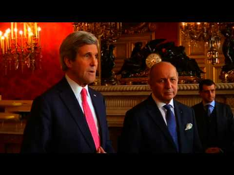 Secretary Kerry Comments on the Situation in Ukraine
