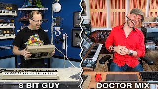 The C64 Synthesizer - - Ep. 2 With The 8 Bit Guy