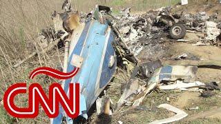 Kobe Bryant: así quedó su helicóptero, además otro video captó minutos antes del accidente